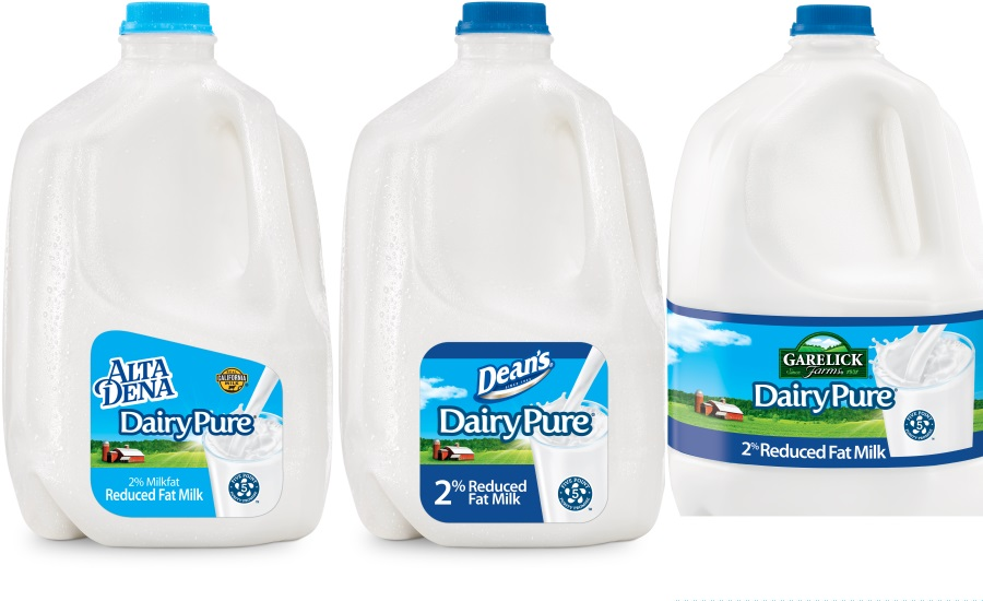 Dairypure Is Dean Foods New National Brand For Fresh White Milk