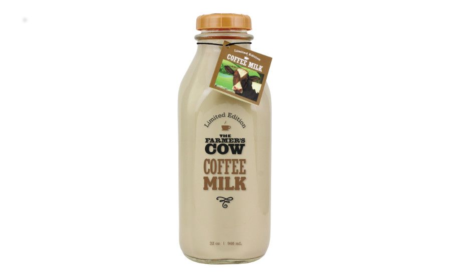 The Farmer's Cow Coffee Milk