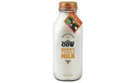 The Farmer's Cow honey vanilla milk