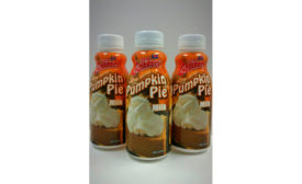 Galliker Dairy Pumpkin Pie flavored milk