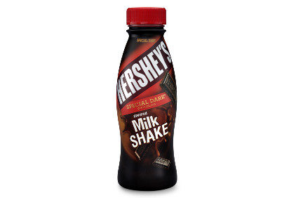 Hershey S Introduces A Single Serve Milk With Its Special