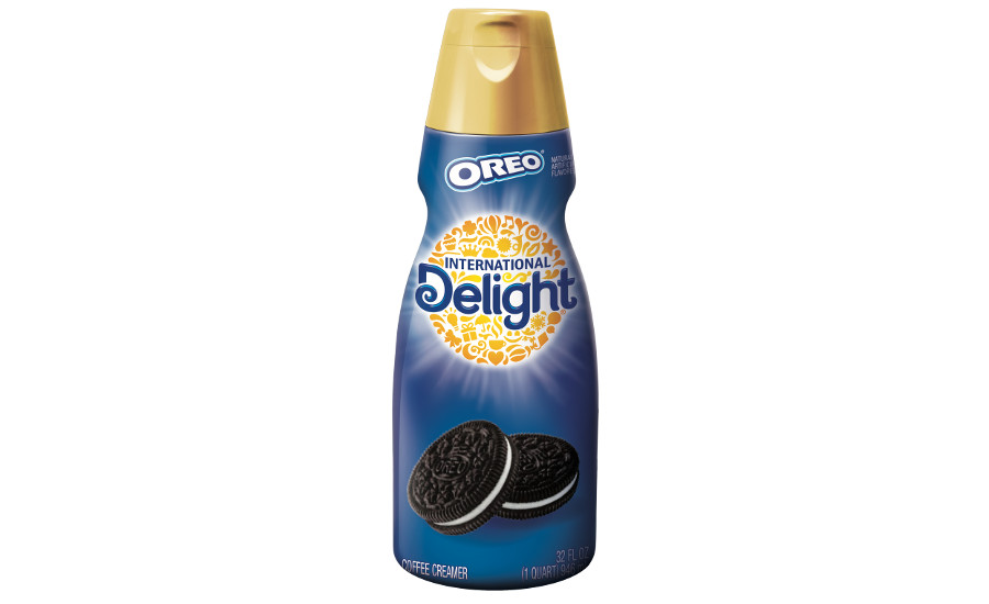 International Delight Oreo cookie creamer