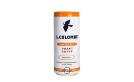 La Colombe pumpkin spice latte