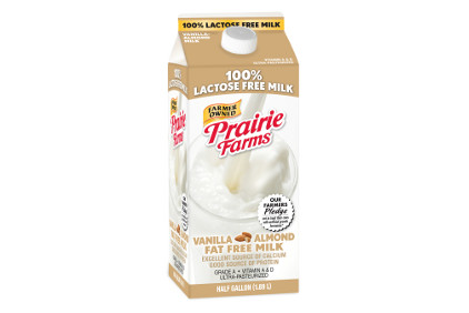 Prairie Farms Lactose Free Almond Milk - feature