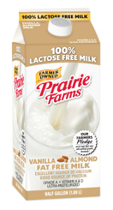 Prairie Farms Lactose Free Almond Milk