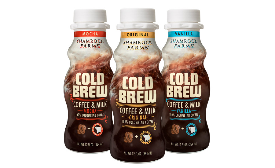 Shamrock Farms Cold brew coffee with milk