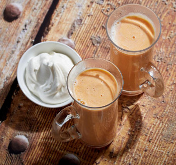 Sweet Potato Latte