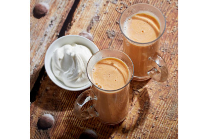 Sweet Potato Latte - feature