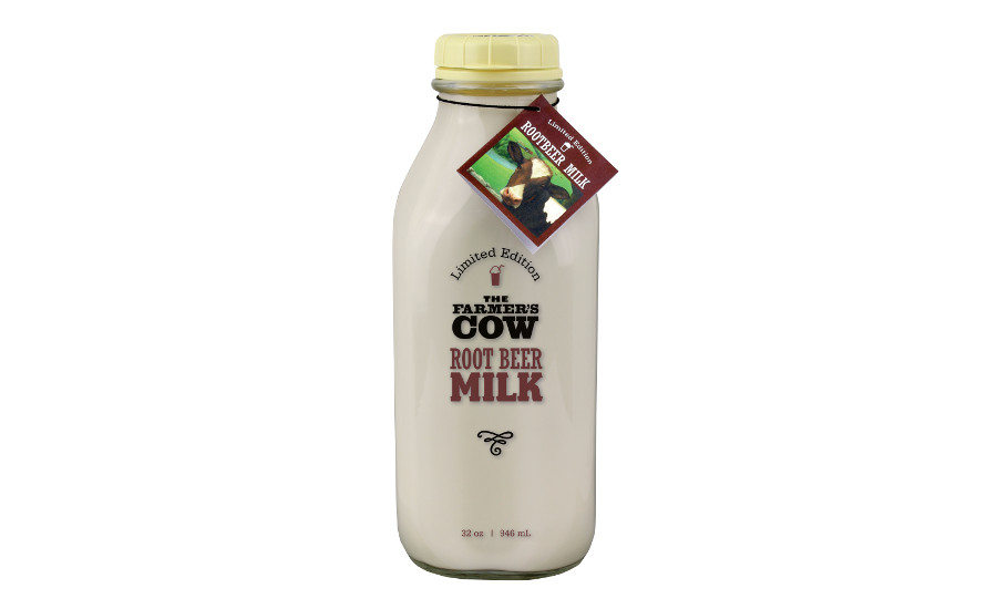 Farmer's Cow Root Beer Milk