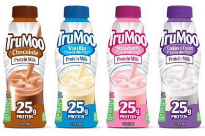TruMoo Protein Milk - feature