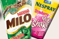Nestlé opened a UHT milk factory in Sri Lanka to produce ready-to-drink brands such as Milo and Nespray