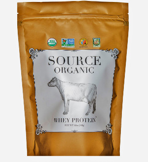 Source Organic Whey Protein