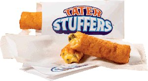 J&J Snack Foods Cheese Tater Stuffers