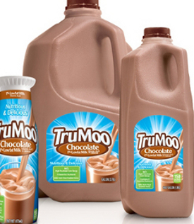 Dean Foods Tru Moo chocolate milk