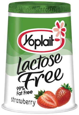 Yoplait lactose free yogurt