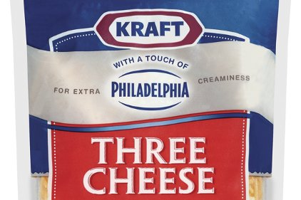 Kraft cheese packaing