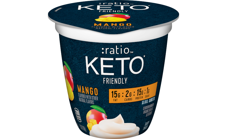 General Mills keto yogurt