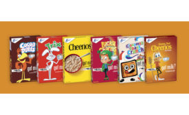 General Mills got milk partnership