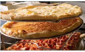 Grande Cheese pizza campaign