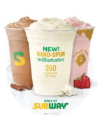 Halo Top and Subway partnership