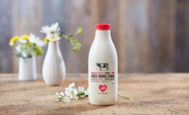 Hart Dairy milk