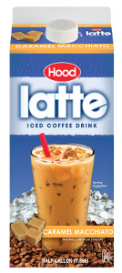 Hood Iced Coffee Caramel