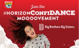 HorizonConfiDance campaign