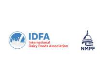 IDFA-NMPF logos