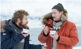 Icelandic Provisions ad campaign