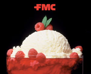 FMC Ice cream raspberries