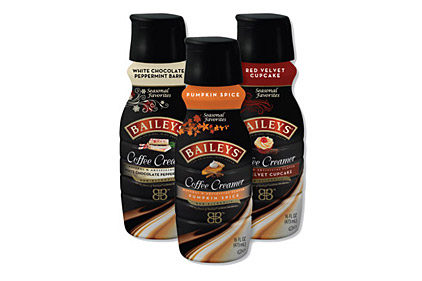 Bailey's Coffee Creamers introduces three holiday flavors ...