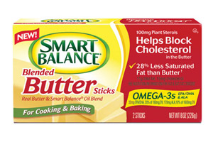 Blended Butter Sticks