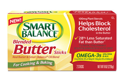 Blended Butter Sticks Feature