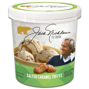 Jack Nicklaus Ice Cream Salted Caramel