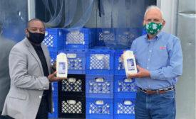 Kroger expanded milk donation