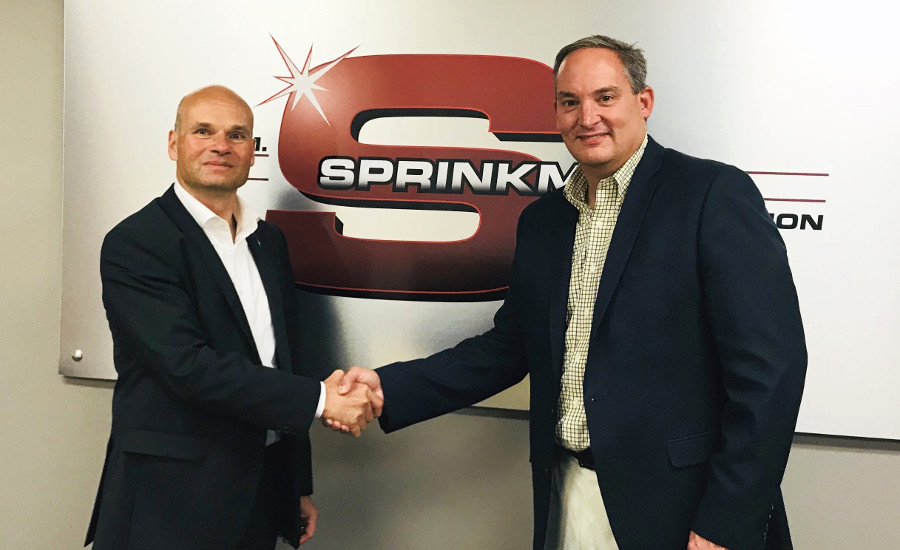 Krones Acquires W.M. Sprinkman