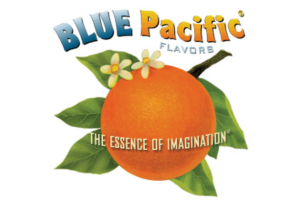 Blue Pacific flavors logo - feature