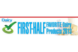 First-Half Favorite Dairy Products 2013 banner