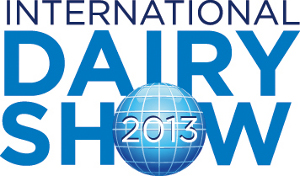 2013 International Dairy Show Chicago Nov 3 to 6