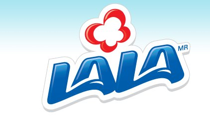 Grupo lala logo feature