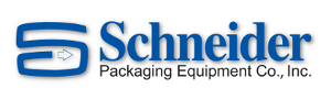 Schneider Packaging Equipment Co., Brewerton, N.Y.,