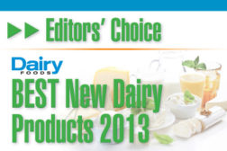 Best dairy products of 2013