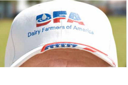 Dairy Farmers of America baseball cap