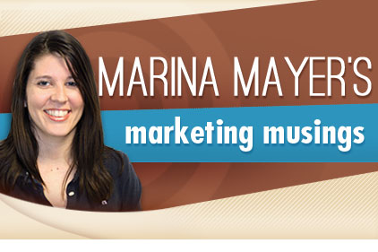 Marina Market Musings Feature