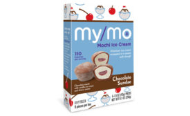My/Mo Mochi Ice Cream triple-layer treats