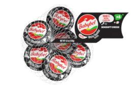 Babybel packaging relaunch