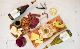 Board at Home cheese survival kits
