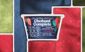 Chobani Complete yogurt