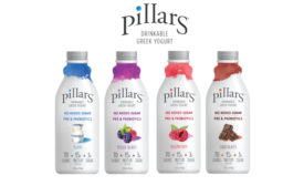 Pillars drinkable Greek yogurt