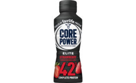 Fairlife strawberry Core Power Elite